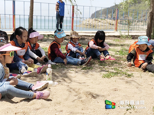 哈仙岛五虎石度假村