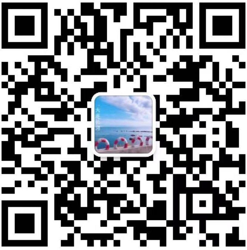 大连大长山岛幸福旅客度假村微信二维码