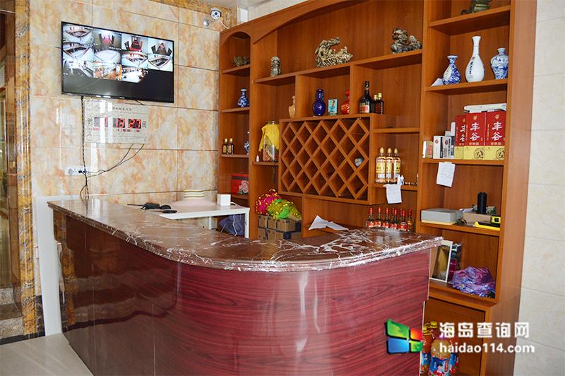 丹东獐岛望海楼酒店