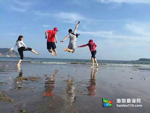 广鹿岛北湾观海度假村