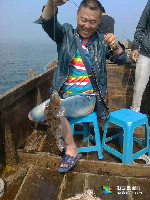瓜皮岛朋和渔村